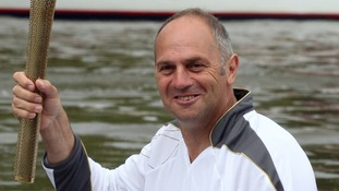 Sir Steve Redgrave will meet pupils in Greater Manchester