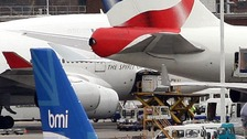 BMI and BA tail fins
