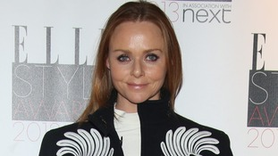 Designer Stella McCartney will receive an OBE later today.