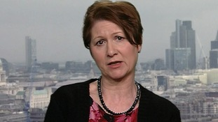Julie Bailey , 'Cure the NHS' campaign