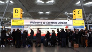 Thousands expected at Stansted over the Easter weekend