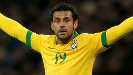 Striker Fred levelled in injury time to salvage some pride for the Brazilians