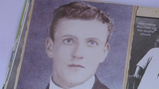 Titanic violinist John Law Hume