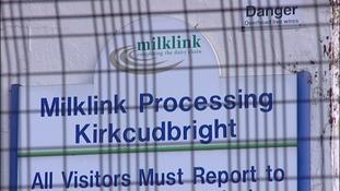 Former Milklink Processing plant