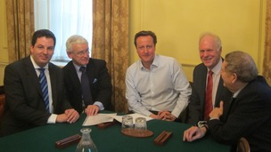 4 Lincolnshire MPs meet the Prime Minister