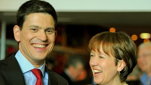 David Miliband swaps Westminster for US charity