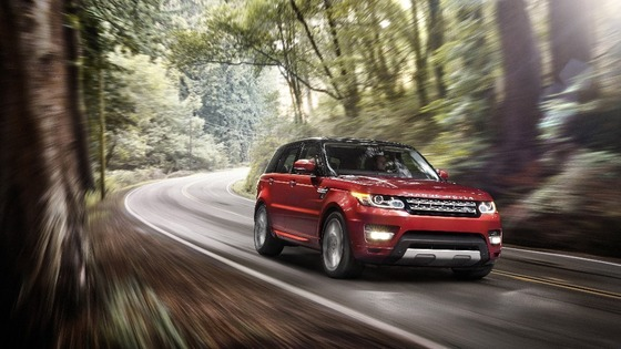 The new Range Rover Sport has been unveiled in New York