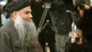 Radical preacher, Abu Qatada