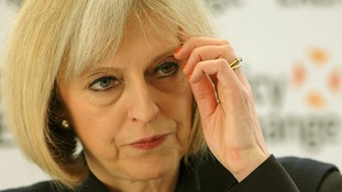 Home Secretary, Theresa May