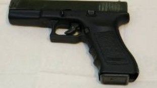 Imitation Firearm seized