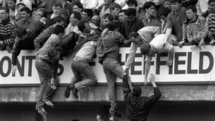 Ninety-six Liverpool fans people died in the Hillsborough disaster