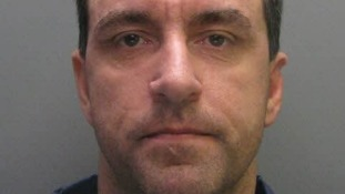 Convicted fraudster Stephen Seddon in police custody