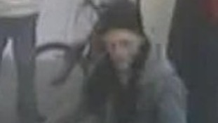 CCTV image of man wanted in connection with an assault in Southend