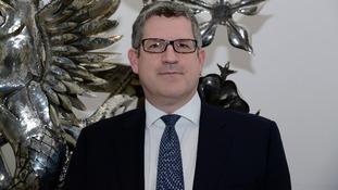 Andrew Parker, new MI5 Director General