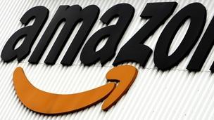 The Amazon.co.uk distribution centre near Milton Keynes