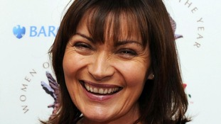 ile photo dated 17/10/2011 of Lorraine Kelly