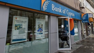 Open doors and no queues, but despite the restrictions money still left Cyprus