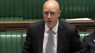 "Liam Byrne said Iain Duncan Smith is ""failing"" and has ""broken every promise he has made."""