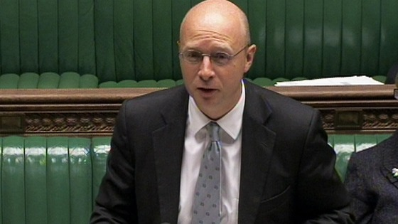 Liam Byrne said Iain Duncan Smith is &quot;failing&quot; and has &quot;broken every promise he has made.&quot;