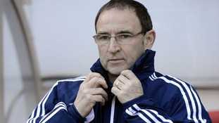 Ex-Sunderland Manager Martin O'Neill