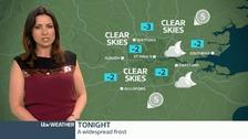 ITV's Clare Nasir