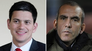 Miliband quits Sunderland after Di Canio appointment