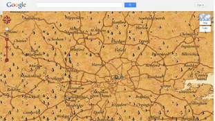 Here be dragons: Google's new Treasure Map view