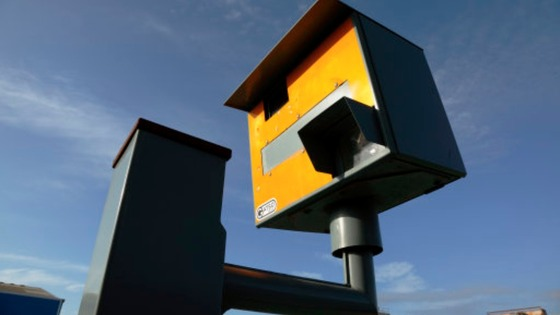 All fixed speed cameras have been turned off across the West Midlands