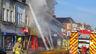 Oxford fire