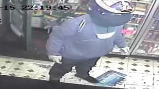 CCTV released after armed robbery at Nelson shop