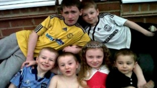 Tributes paid to six siblings killed in Derby house fire