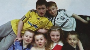 The six Philpott children