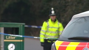 Two men have been stabbed in Hereford
