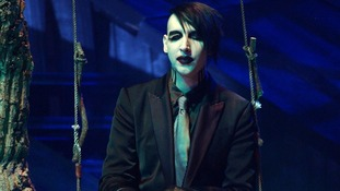 Famous goths include the musician Marilyn Manson