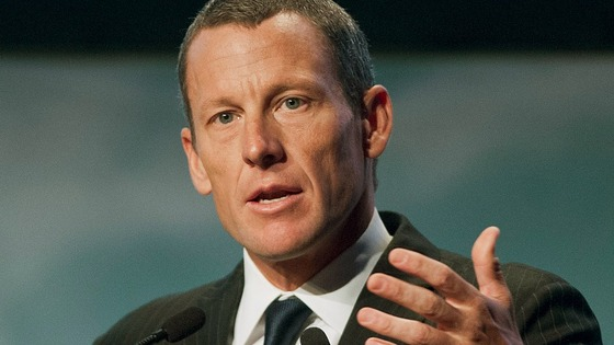 Lance Armstrong was stripped of his seven Tour de France titles last year