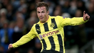 Mario Gotze spurned golden chances to grab the crucial away goal