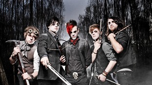 Fearless Vampire Killers released the album Militia of the Lost in 2012