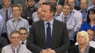 David Cameron hosting a PM Direct