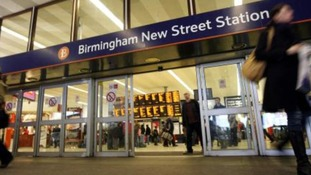 Major railway stations getting busier