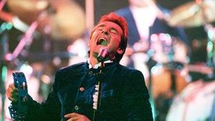 Davy Jones, PA photo