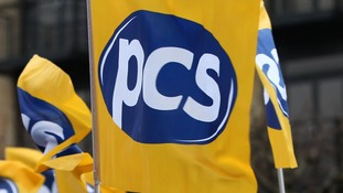 PCS members are set to take part in a walkout this afternoon