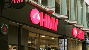 The deal will mean HMV will remain on the high street.
