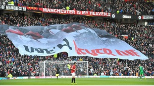 Old Trafford has been criticised for lacking atmosphere.