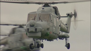 Yeovilton air day: Historic moments