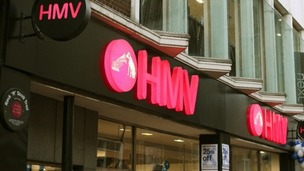 It was announced in February that 66 of HMV&#x27;s 220 shops would close