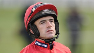 Jockey Ruby Walsh competes against his sibling in today's Grand National.