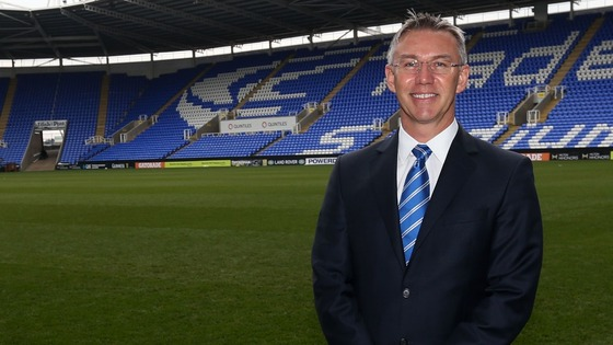 Nigel Adkins will face his former club Southampton 