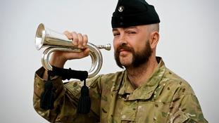 Bugle Major Steve Martin