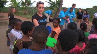 Katy Perry teams up with UNICEF for Madagascar visit