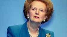 Former Prime Minister Baroness Thatcher has died at the age of 87 following a strok